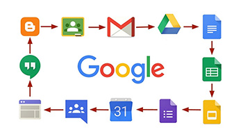 <strong>Eines Google (on-line)</strong><br>30 hores